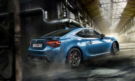 The New Toyota GT86 Club Series Blue Edition revealed