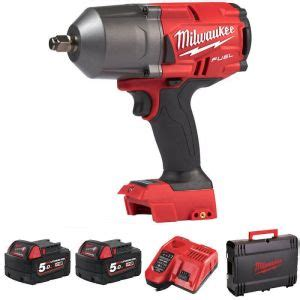 """Milwaukee M18FHIWF12-0 M18 FUEL 1/2"""" High-Torque Impact Wrench"""