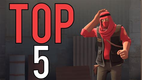 TF2: Top 5 Sniper Cosmetic Sets! - YouTube