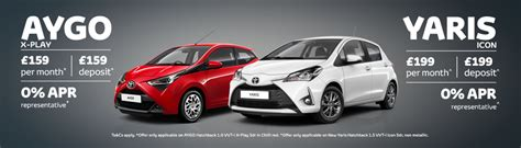 Toyota AYGO and Yaris Exclusive Offers   Motorline (Hereford)
