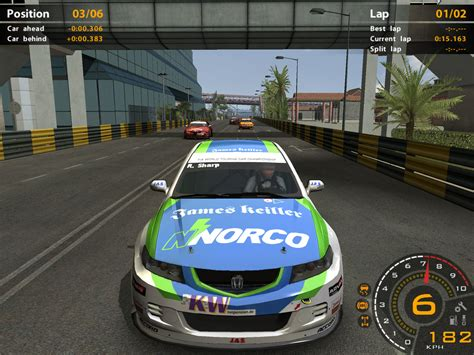 Race: The Official WTCC Game Credits - Giant Bomb