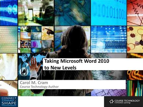PPT - Taking Microsoft Word 2010 to New Levels PowerPoint