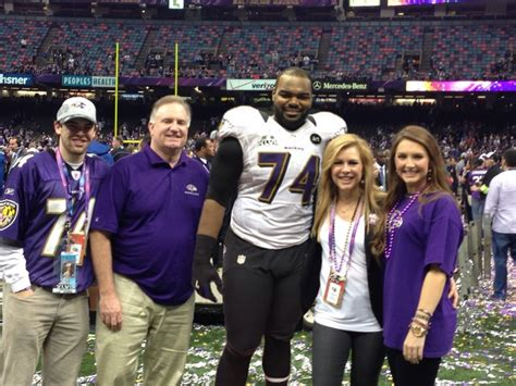 """NFL Player Michael Oher Tries To Blame """"The Blind Side"""