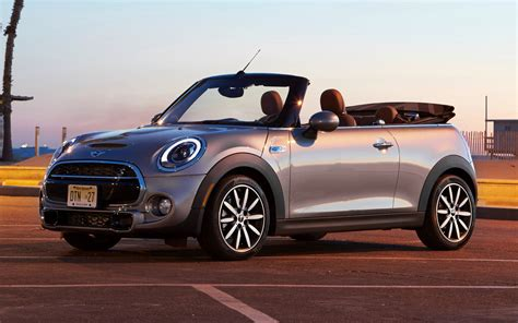 2016 Mini Cooper S Convertible (US) - Wallpapers and HD