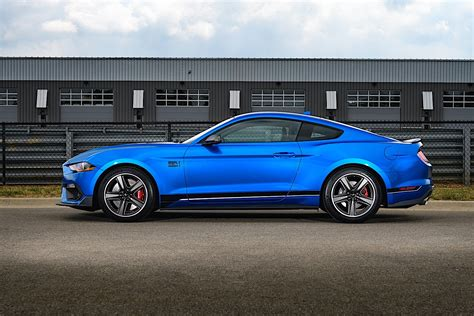 Ford Mustang Mach 1 Returns in 2021, Here Are All 480 HP