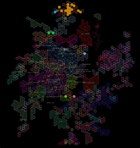 official sov map look like goons map in 2006/2007 - MMORPG