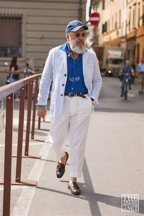 The Best Street Style From Pitti Uomo Spring/Summer 2020