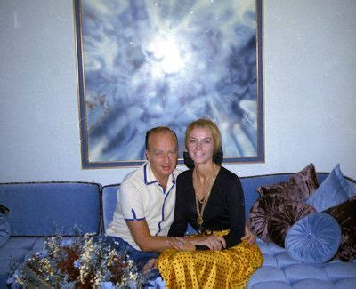 Frank and Geri (GInger) Rosenthal real characters played