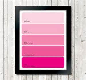 behr hot pink - Yahoo Image Search Results   Paint chip