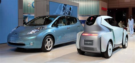 Nissan electric vehicles - Wikipedia