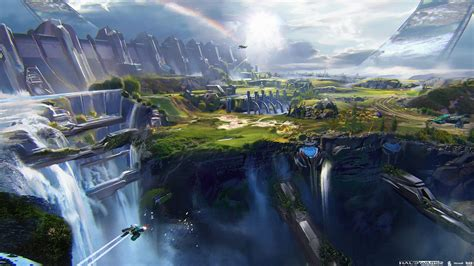 Frontier - Multiplayer map - Halo Wars 2 - Halopedia, the
