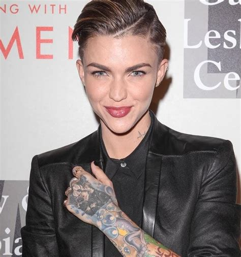 Complete List of Ruby Rose Tattoos with Meaning (50