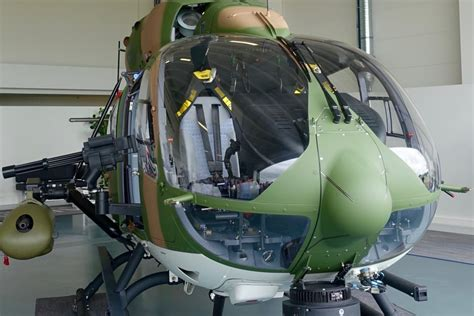 The HForce Helicopter Weapons Suite | SLDInfo