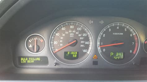 Low Beam Bulb Failure: Could Be Ballast - Volvo Forums