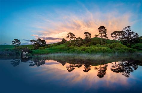 Hobbiton Wallpapers Backgrounds