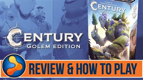 Century: Golem Edition Review & How to Play - GamerNode