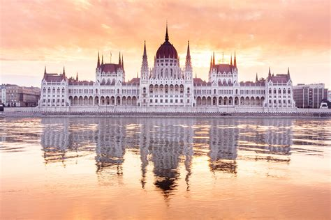 Hungarian Parliament Building Wallpapers, Pictures, Images