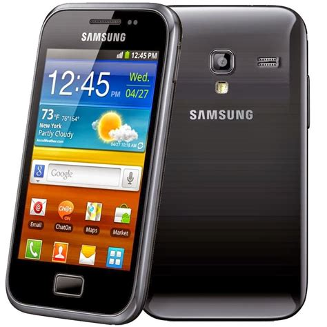 Firmware For Samsung Galaxy Ace Plus - permab
