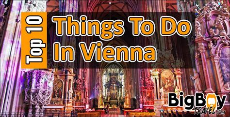 Top 10 Things To Do In Vienna Austria: Best Sights