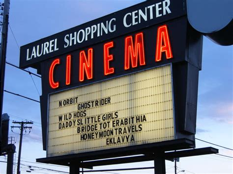 Signs of the Times: Disappearing Neon of Route 1   Lost Laurel