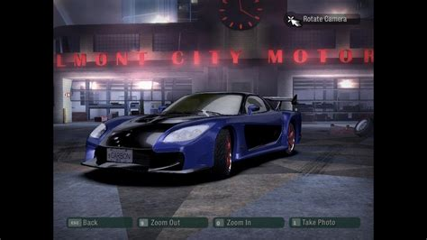 Need For Speed Carbon Mods Ep