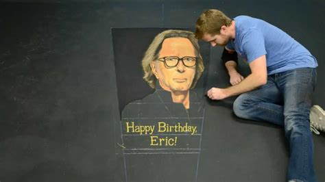 Happy 70th Birthday to Eric Clapton From Reprise Records