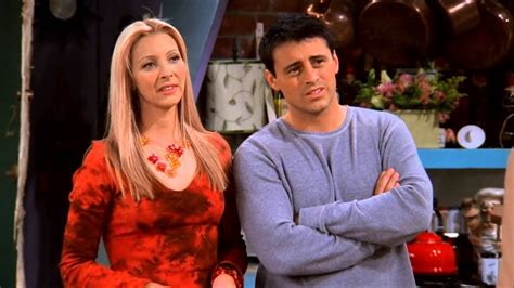 Friends - HD - That Is Brand New Information! - YouTube