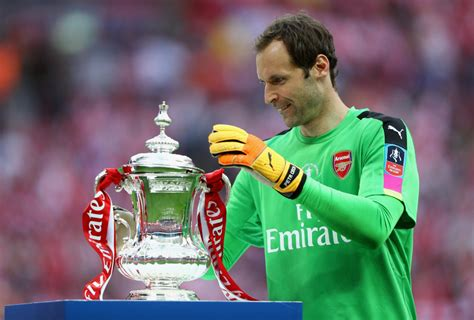 Petr Cech and the Premier League goalkeepers with the most