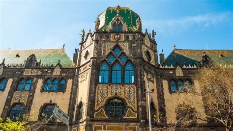 10 beautiful Art Nouveau buildings to check out - Catawiki