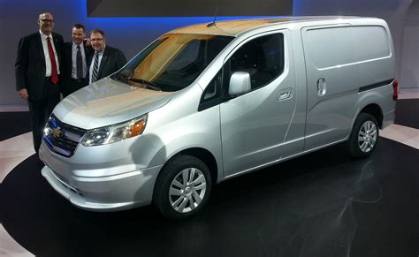 2015 Chevrolet City Express: GM Taps Nissan For a Small