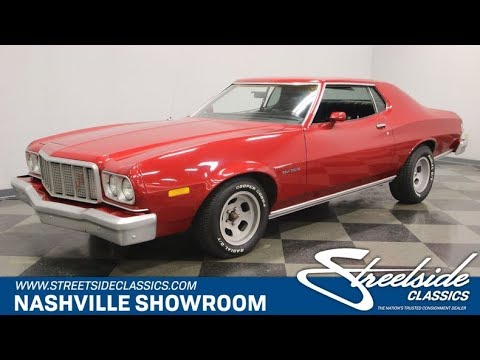 1974 Ford Gran Torino Starsky and Hutch 1976 for sale