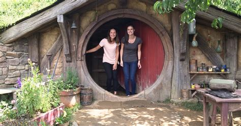 Hobbiton & Waitomo Caves Guided Coach Tour from Auckland
