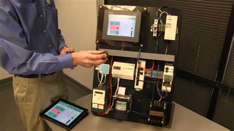 Wireless AC Drive Motor Control Capabilities with the