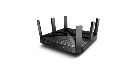 TP-LINK Wireless Router Tri Band AC4000 1xWAN(1000Mbps