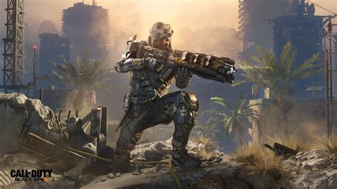 Multiplayer beta for Call of Duty: Black Ops 3 attracted