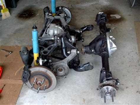 is '94 940T rear suspension independent? - Volvo Forums