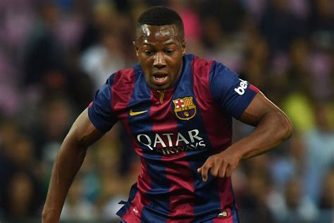 """Adama Traoré: """"It's a great feeling to play with the first"""