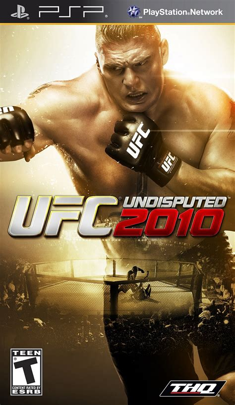 UFC Undisputed 2010 PSP Review - IGN