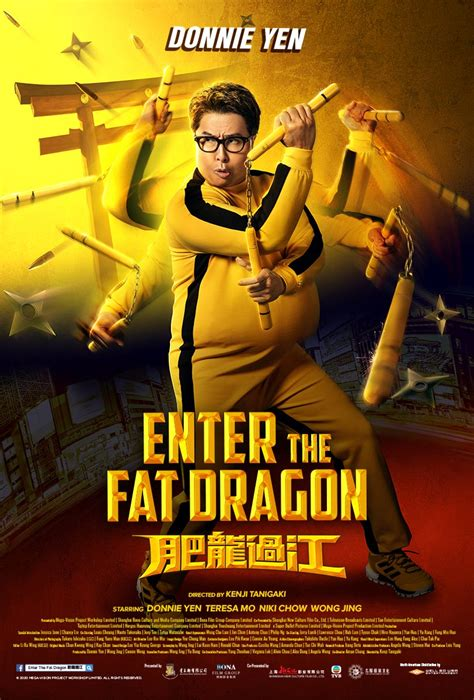 ENTER THE FAT DRAGON (2020) - Official Movie Site – Watch
