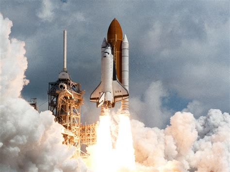 NASA's Space Shuttle Rises From the Dead to Power New