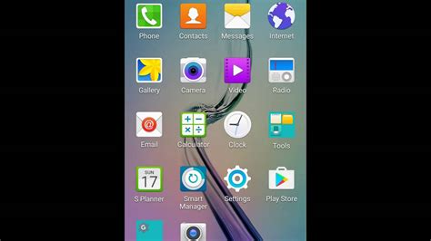Testing Out J5 Rom for Galaxy Grand Prime G530H - YouTube