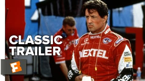 Driven (2001) Official Trailer - Sylvester Stallone Movie