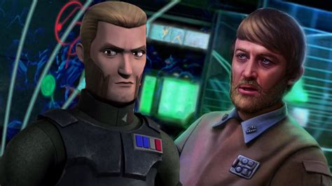 STAR WARS : Is Agent Kallus General Madine ? Theory - YouTube