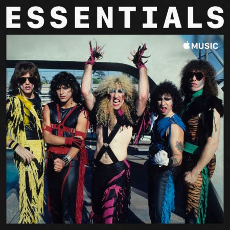 Download Twisted Sister – Essentials (2019) - SoftArchive