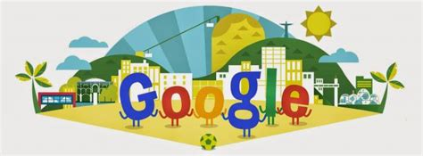 Americans Getting Tired Of Google's World Cup Logos