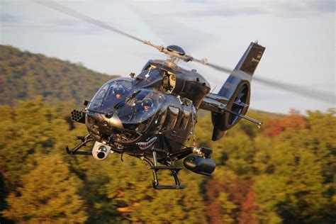 HForce, le bel outil défense d'Airbus Helicopters