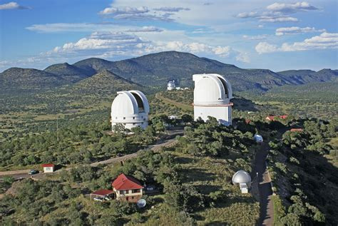Aerial View of McDonald Observatory | McDonald Observatory