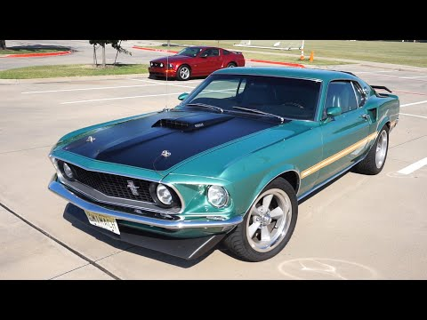 Mid-Engined Shelby Mustang GT500 Looks Like the Ford GT's
