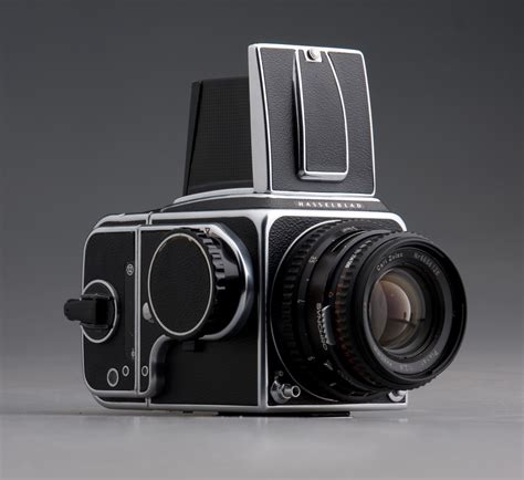 Hasselblad V series 500 vs 503 what's difference