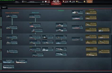Ship Tree Speculation - Page 17 - Naval Discussion - War